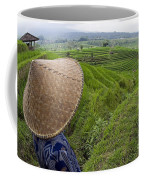 Indonesian Rice Farmer Coffee Mug