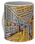 Indoor Market Coffee Mug by William Norton