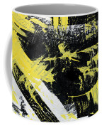 Industrial Abstract Painting I Coffee Mug