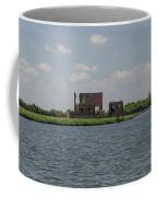 Industrial Banks Of The Charleston Harbor Coffee Mug