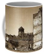 Industrial Decay Sepia 1 Coffee Mug