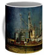 Industrial Farming In Texas Coffee Mug
