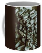 Industrial Letterpress Typeset  Coffee Mug