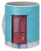 Industrial Red  Coffee Mug