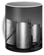 Industrial Storage Tanks Coffee Mug