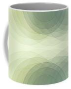Industry Semi Circle Background Horizontal Coffee Mug
