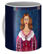 Ines De Castro - The Love Crowned Coffee Mug