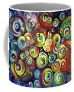 Infinite Cosmic - Abstract Coffee Mug