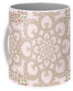 Infinite Lily In Pastels Coffee Mug