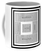 Infinite Maze 2 Coffee Mug