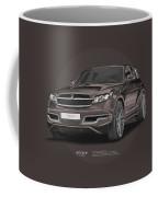 Infiniti Fx45 Artrace Body-kit Coffee Mug