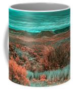 Infrared Arizona Coffee Mug