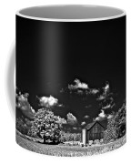 Infrared Farm Coffee Mug