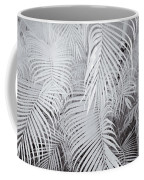 Infrared Palm Abstract Coffee Mug