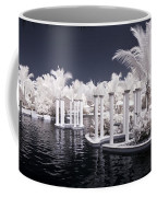 Infrared Pool Coffee Mug
