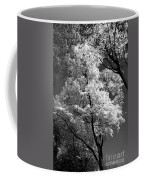 Infrared Tree Pic Coffee Mug