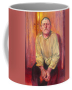 Inhabitant Of Chernobyl Zone Coffee Mug