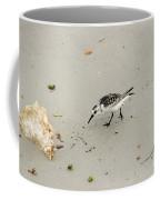Injured Sandpiper Coffee Mug