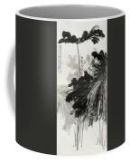 Ink Lotus Coffee Mug
