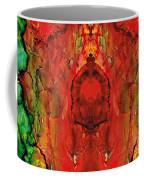 Ink Meditation Coffee Mug