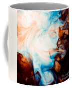 Ink Swirls 001 Coffee Mug