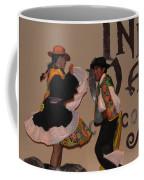 Inka Dancers Coffee Mug