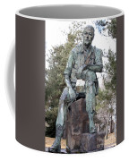 Inland Northwest Veterans Memorial Statue Coffee Mug