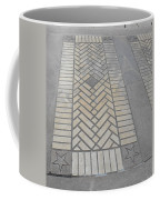 Inlayed Brick Walk Coffee Mug