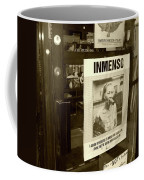 Inmenso Cohiba Coffee Mug by Debbi Granruth