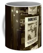 Inmenso Cohiba Coffee Mug