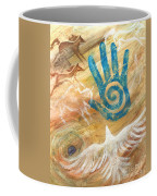 Inner Journey Coffee Mug by Brandy Woods