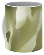 Inner Landcapes - Pale Yellow Coffee Mug