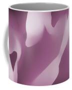 Inner Landcapes - Red Coffee Mug