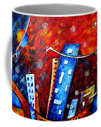 Inner Sanctuary By Madart Coffee Mug