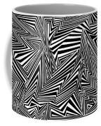 Inner Undulations Coffee Mug