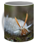 Insect Larvae With Hairdo Coffee Mug