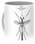 Insect: Midge Coffee Mug
