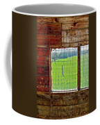 Inside The Barn Coffee Mug