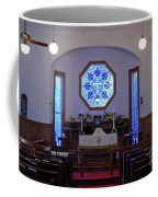 Inside The Church Of The Mediator Coffee Mug
