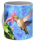 Inside The Flower - Impressionism Finish Coffee Mug