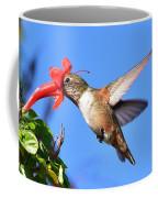 Inside The Flower Coffee Mug