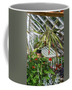 Inside The Greenhouse Coffee Mug