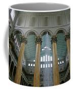 Inside The National Building Museum Coffee Mug