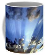 Inspiring Sunburst Coffee Mug