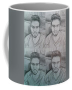 Instagram Portrait Coffee Mug