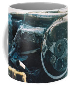 The Slow Disintegration Of A Tvr Dashboard Coffee Mug