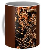 Instrumental Abstract Coffee Mug