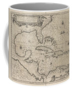 Insulae Americanae In Oceano Septentrionale Coffee Mug