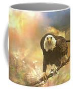 Intense Eagle Stare Coffee Mug