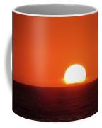 Intense Sunset Oregon Coffee Mug